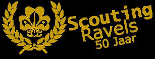 50 Jaar Scouting Ravels